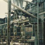งานรื้อถอนโรงงานผลิตแป้งมันสำปะหลัง